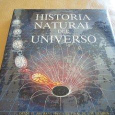 Libros de segunda mano: HISTORIA NATURAL DEL UNIVERSO--COLIN A. RONAN--DEL PRADO--1992. Lote 86929460