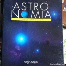 Libros de segunda mano: ASTRONOMÍA. Lote 88746120