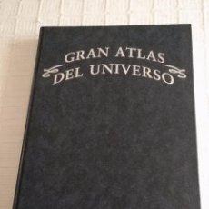 Libros de segunda mano: GRAN ATLAS DEL UNIVERSO-SALVAT 1994 TAPA DURA -ASTRONONIA . Lote 90458384