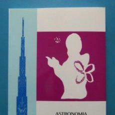 Livros em segunda mão: ASTRONOMIA I METEOROLOGIA POPULARS. JOAN AMADES. 1ª EDICIO 1993. Lote 181978178