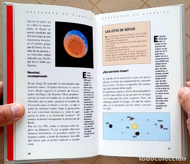 Libros de segunda mano: Los planetas: el sistema solar - Bernard Hagene - Foto 4 - 93393575
