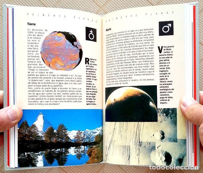 Libros de segunda mano: Los planetas: el sistema solar - Bernard Hagene - Foto 5 - 93393575