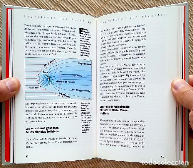 Libros de segunda mano: Los planetas: el sistema solar - Bernard Hagene - Foto 6 - 93393575