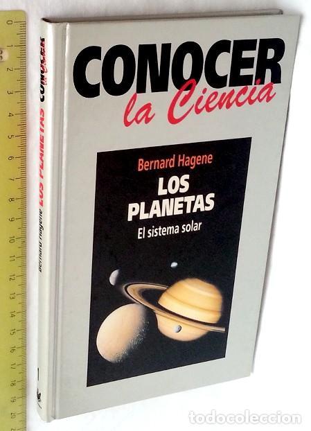 Libros de segunda mano: Los planetas: el sistema solar - Bernard Hagene - Foto 7 - 93393575