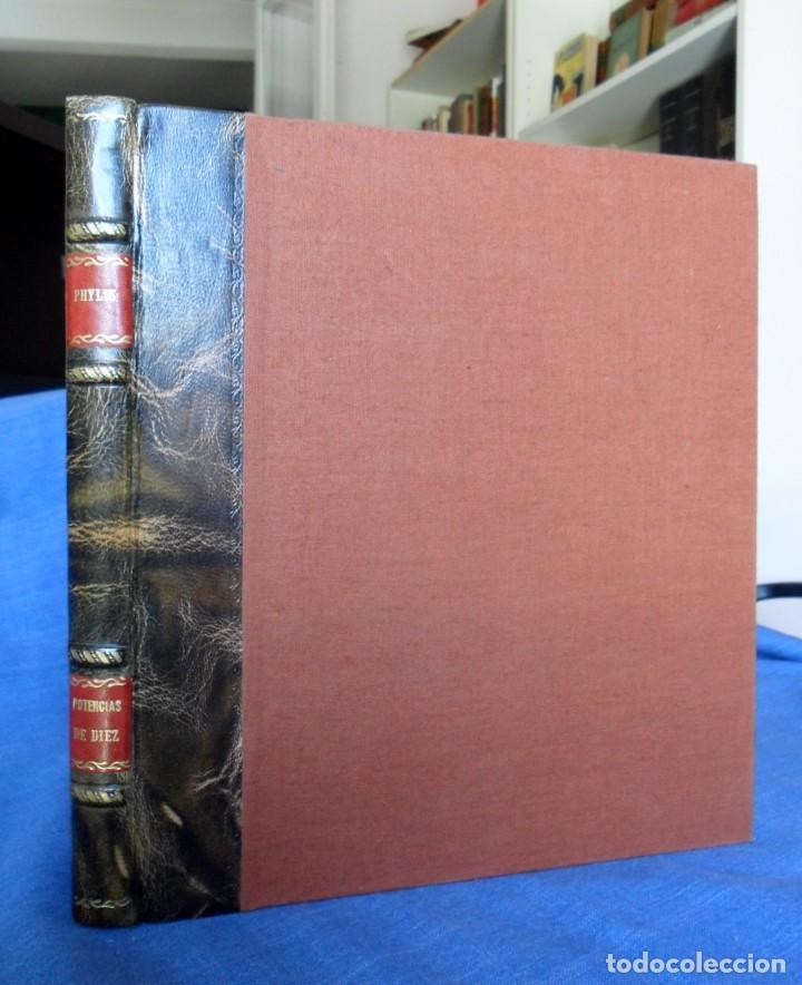 POTENCIAS DE DIEZ. PHILIP Y PHYLIS MORRISON. (Libros de Segunda Mano - Ciencias, Manuales y Oficios - Astronomía)