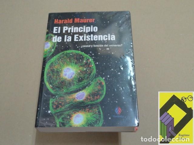 MAURER, HARALD: EL PRINCIPIO DE LA EXISTENCIA. CAUSA Y FUNCIÓN DEL UNIVERSO? (Libros de Segunda Mano - Ciencias, Manuales y Oficios - Astronomía)