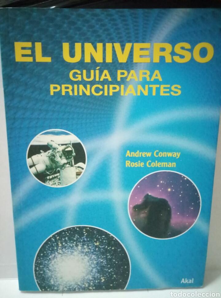 EL UNIVERSO COLEMAN, ROSIE/CONWAY, ANDREW (Libros de Segunda Mano - Ciencias, Manuales y Oficios - Astronomía)