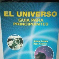 Libros de segunda mano: EL UNIVERSO COLEMAN, ROSIE/CONWAY, ANDREW. Lote 96451196
