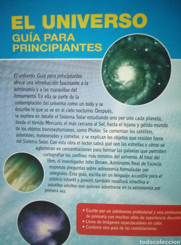 Libros de segunda mano: EL UNIVERSO COLEMAN, ROSIE/CONWAY, ANDREW - Foto 2 - 96451196