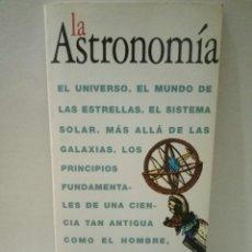 Libros de segunda mano: LA ASTRONOMÍA.FLASH- ACENTO EDITORIAL. Lote 96462968