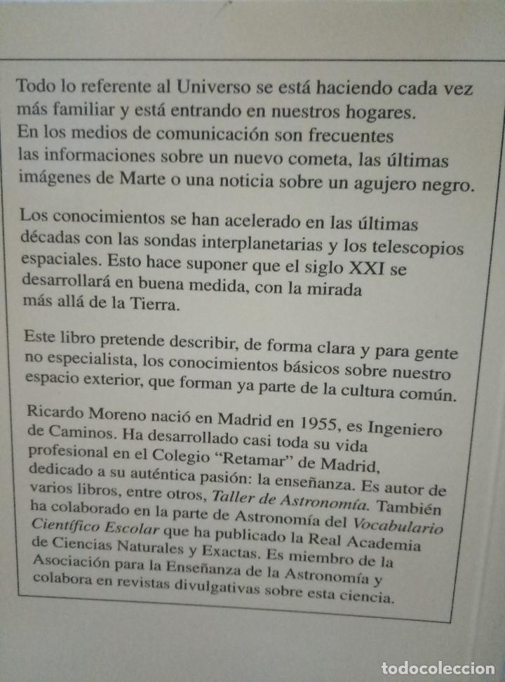 Libros de segunda mano: Historia Breve del Universo. Ricardo Moreno - Foto 2 - 96475399
