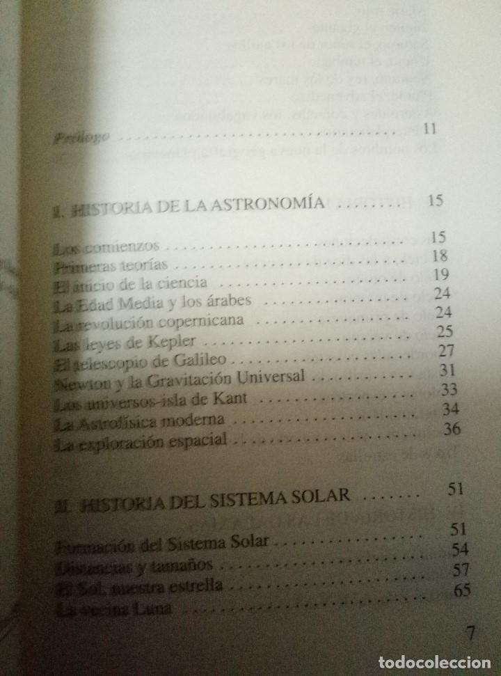 Libros de segunda mano: Historia Breve del Universo. Ricardo Moreno - Foto 3 - 96475399