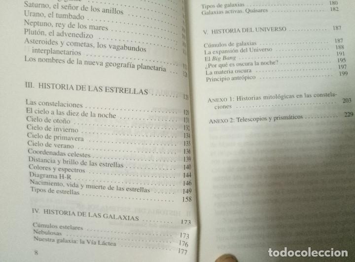 Libros de segunda mano: Historia Breve del Universo. Ricardo Moreno - Foto 4 - 96475399