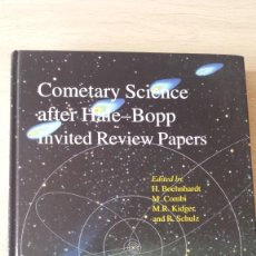 Libros de segunda mano: COMETARY SCIENCE AFTER HALE-BOPP. INVITED REVIEW PAPERS. VOLUME 1. EN INGLÉS. Lote 97995955