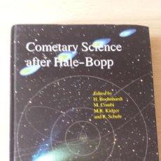 Libros de segunda mano: COMETARY SCIENCE AFTER HALE-BOPP. VOLUME 2. EN INGLÉS. Lote 97996107