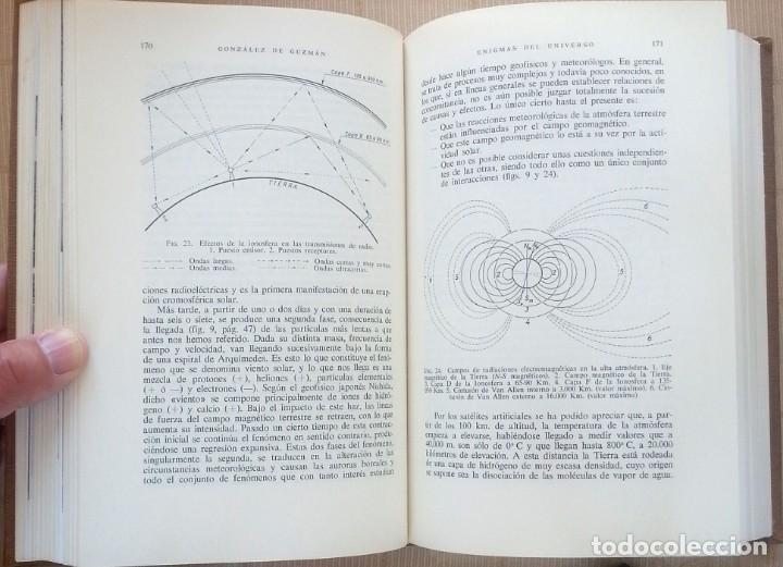 Libros de segunda mano: Los Enigmas del universo – Antonio González de Guzmán - Foto 5 - 98139635