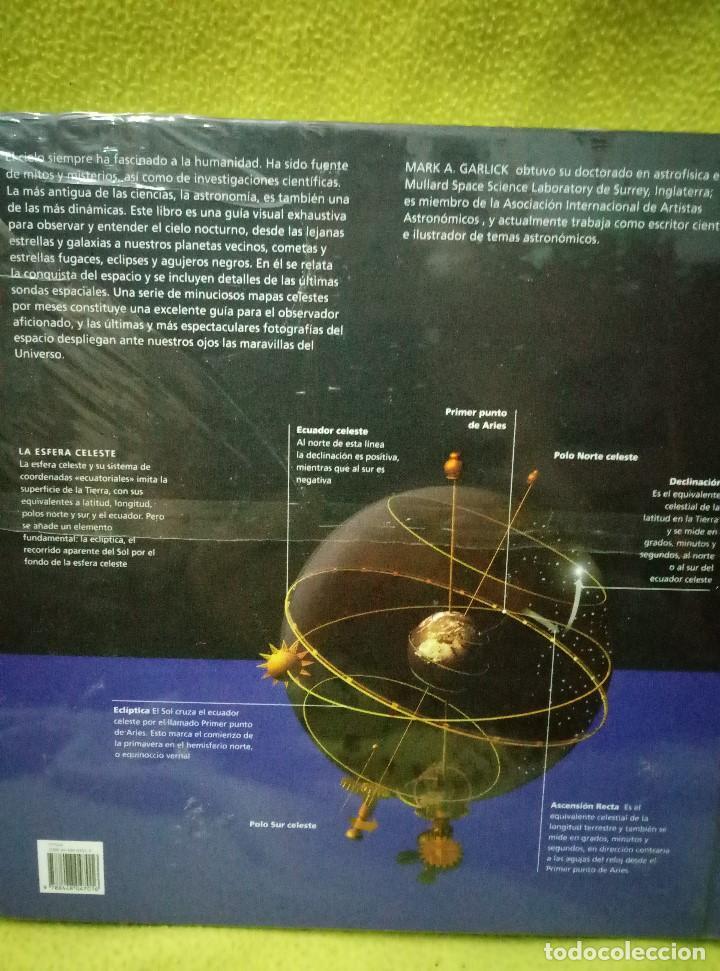 Libros de segunda mano: LIBRO ASTRONOMIA DE MARK A. GARLICK - Descatalogado - NUEVO - Precintado - Foto 2 - 98907719
