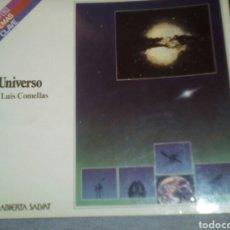 Libros de segunda mano: EL UNIVERSO. TEMAS CLAVE SALVAT. Lote 104409571