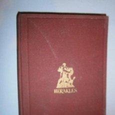Libros de segunda mano: LIBROS ASTRONOMIA - LA CONQUISTA DEL AIRE Y DEL ESPACIO MARIO LLEGET COLECCION HERAKLES 1958. Lote 152159722