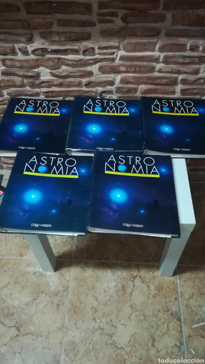 Libros de segunda mano: Material astronomia. - Foto 2 - 107652954