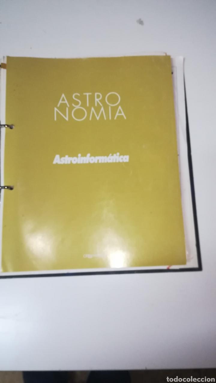 Libros de segunda mano: Material astronomia. - Foto 4 - 107652954