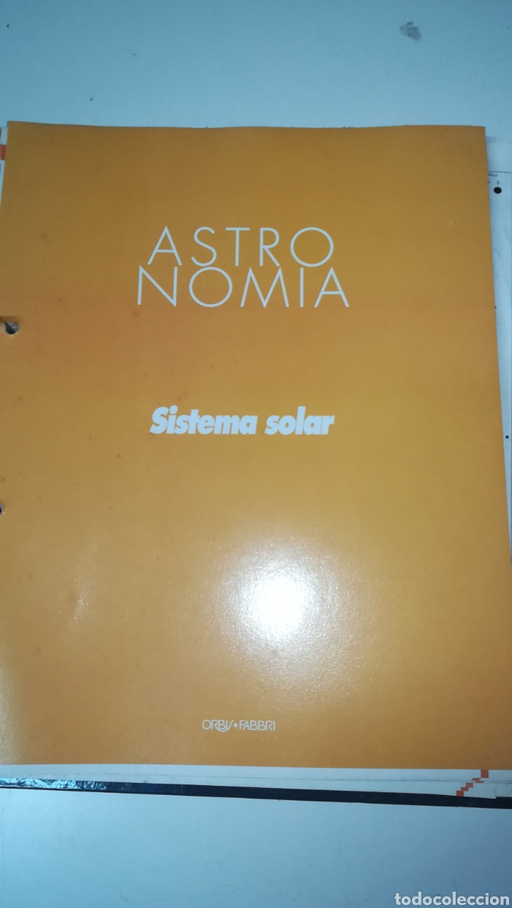 Libros de segunda mano: Material astronomia. - Foto 5 - 107652954