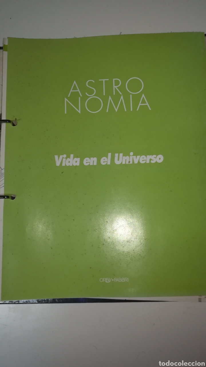 Libros de segunda mano: Material astronomia. - Foto 6 - 107652954