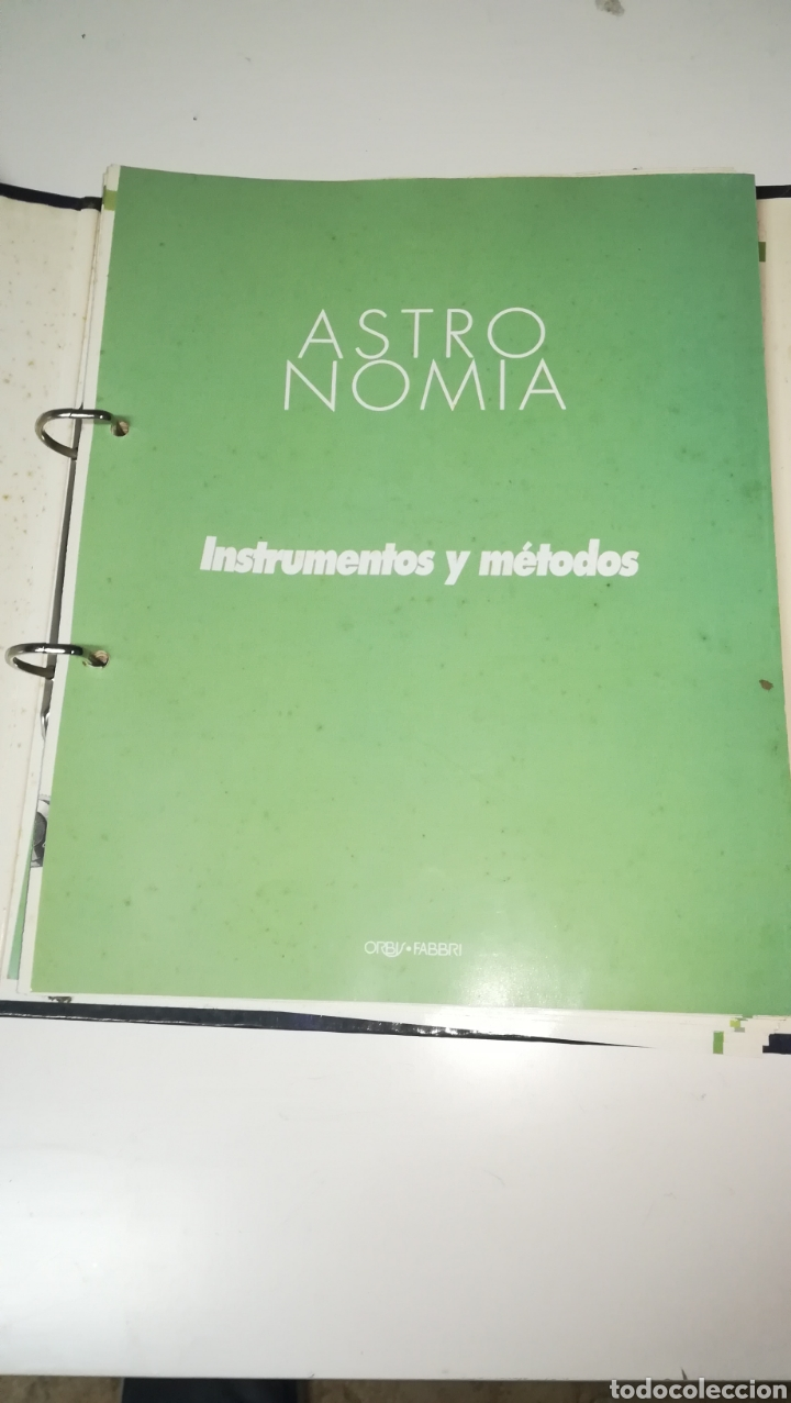 Libros de segunda mano: Material astronomia. - Foto 7 - 107652954