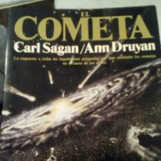 Libros de segunda mano: COMETA. CARL SAGAN. Lote 109032170