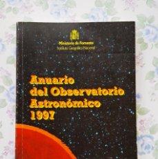 Libros de segunda mano: 1997 ANUARIO ASTRONÍMICO NACIONAL - MADRID ASTRONOMÍA. Lote 55084360