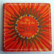 Libros de segunda mano: EL LIBRO DEL SOL. THE BOOK OF THE SUN, POR TOM FOLLEY E IAIN ZACZEK. TEXTO EN INGLÉS. Lote 111161799