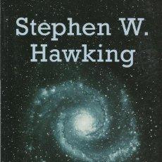 Libros de segunda mano: LA TEORÍA DEL TODO, STEPHEN W. HAWKING. Lote 115432020