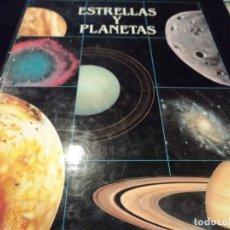 Libros de segunda mano: ESTRELLA Y PLANETAS - SUSAETA (1992). Lote 115350971