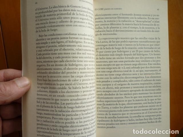 Libros de segunda mano: EN EL PRINCIPIO... EL NACIMIENTO DEL UNIVERSO VIVIENTE - John Gribbin - ALLIANZA EDITORIAL 1993 - Foto 3 - 115464643