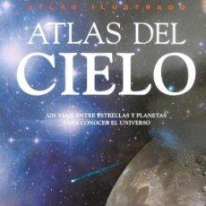 Libros de segunda mano: ATLAS ILUSTRADO DEL CIELO AAVV, SUSAETA EDICIONES, S.A. 2VOL. Lote 115468091