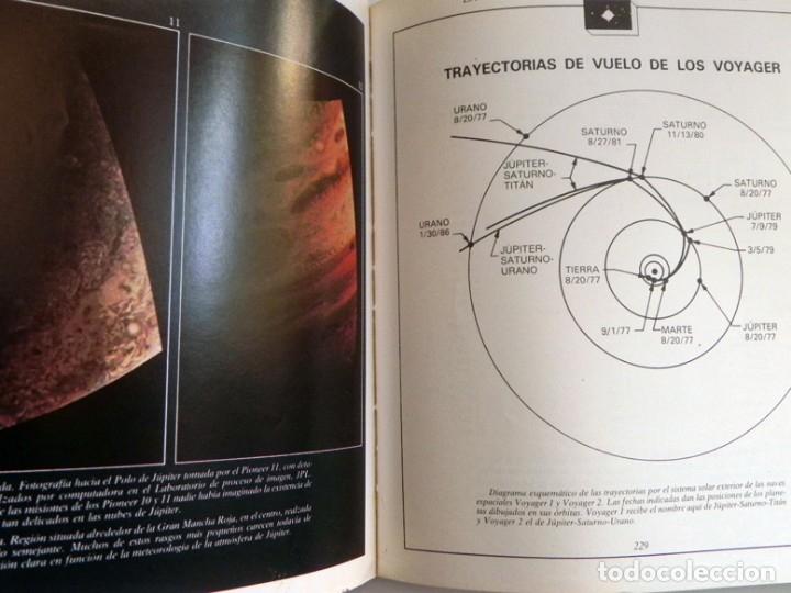 Libros de segunda mano: MURMULLOS DE LA TIERRA LIBRO CARL SAGAN - MENSAJE VOYAGER ESPACIO VIDA EXTRATERRESTRE CIENCIAS NAVES - Foto 9 - 115917135