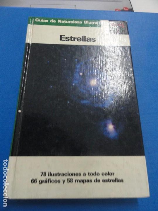 GUIA DE LA NATURALEZA BLUME - ESTRELLAS (Libros de Segunda Mano - Ciencias, Manuales y Oficios - Astronomía)