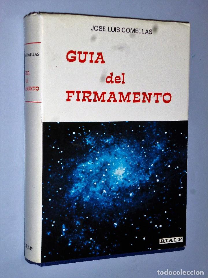 GUÍA DEL FIRMAMENTO.(MANUAL DE ASTRONOMÍA PRÁCTICA) (Libros de Segunda Mano - Ciencias, Manuales y Oficios - Astronomía)