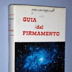 Libros de segunda mano: GUÍA DEL FIRMAMENTO.(MANUAL DE ASTRONOMÍA PRÁCTICA). Lote 116736623
