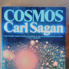 Libros de segunda mano: COSMOS CARL SAGAN. Lote 117540311