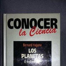 Libros de segunda mano: BERNARD HAGENE. LOS PLANETAS. Lote 118166599