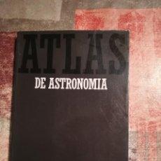 Libros de segunda mano: ATLAS DE ASTRONOMÍA - JOACHIM HERRMANN. Lote 118190607