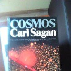 Libros de segunda mano: COSMOS -CARL SAGAN -ENVÍO CERTIFICADO 4,99. Lote 118257059