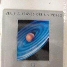 Libros de segunda mano: VIAJE A TRAVES DEL UNIVERSE. GALAXIAS I. FOLIO. Lote 118559127
