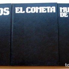 Libros de segunda mano: COSMOS, EL COMETA Y MURMULLOS DE LA TIERRA, DE CARL SAGAN. ENCICLOPEDIA PLANETA AGOSTINI. Lote 120969391