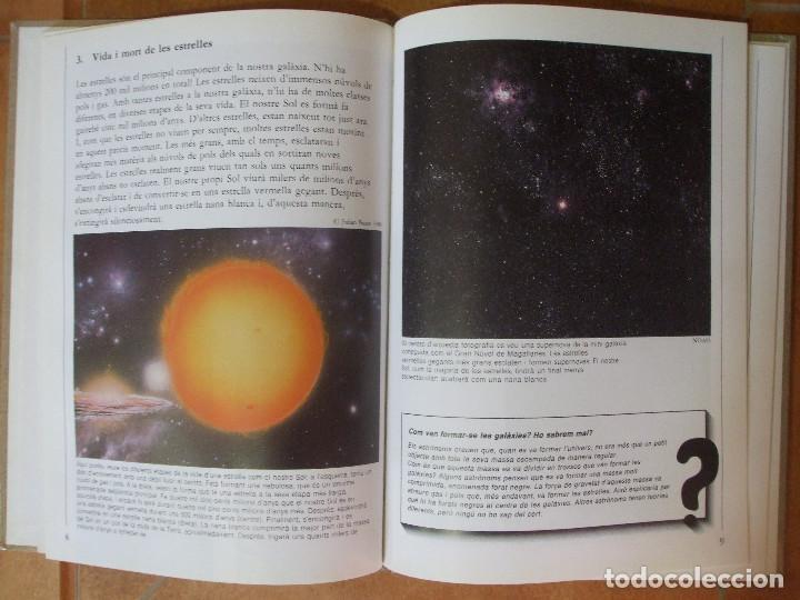 Libros de segunda mano: La nostra Via Làctia i altres galàxies Isaac Asimov Biblioteca de lUnivers Cruïlla 32p 320g - Foto 3 - 121858883
