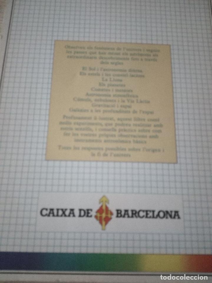 Libros de segunda mano: ELS AMANTS DE LASTRONOMIA - COLIN A. RONAN - ED. BLUME - 1º EDICIÓN 1982 - EN CATALÁN -CAIXA DE BCN - Foto 2 - 122063867