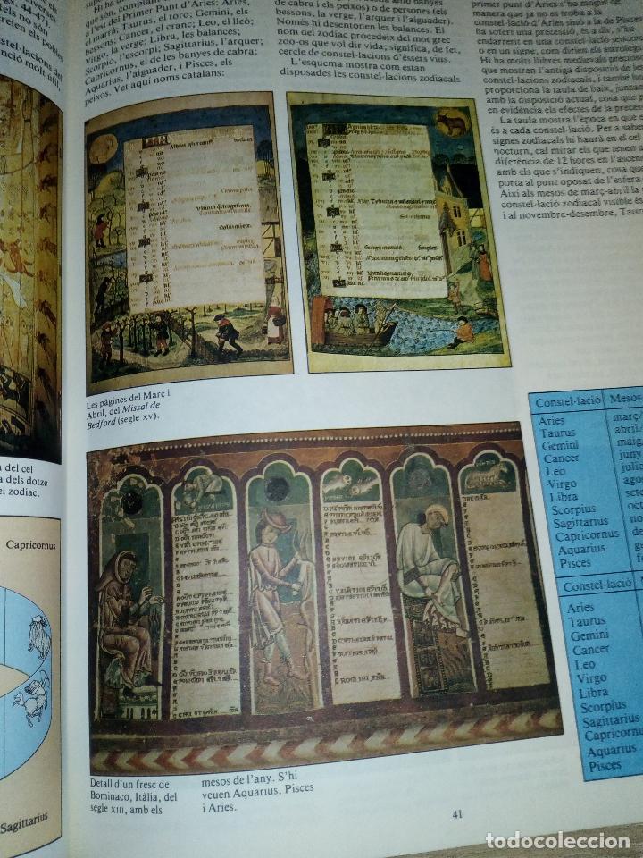 Libros de segunda mano: ELS AMANTS DE LASTRONOMIA - COLIN A. RONAN - ED. BLUME - 1º EDICIÓN 1982 - EN CATALÁN -CAIXA DE BCN - Foto 4 - 122063867