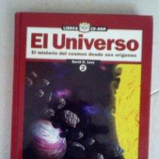 Libros de segunda mano: EL UNIVERSO. DAVID H. LEVY. Lote 123216194