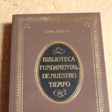 Libros de segunda mano: LA TRAGEDIA DE LA LUNA. ISAAC ASIMOV. BIBLIOTECA FUNDAMENTAL DE NUESTRO TIEMPO.. Lote 124522927